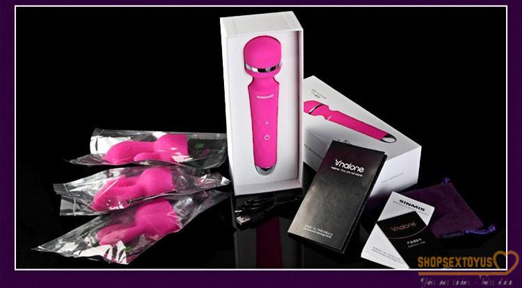Chày rung tình dục SIMIS đồ chơi tình dục nữ – CR228 |  dụng cụ người lớn massage chị em