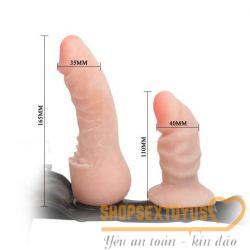Dương vật có dây hướng về phía dương vật để kích hoạt tình dục trực tiếp như các loại phụ nữ khác