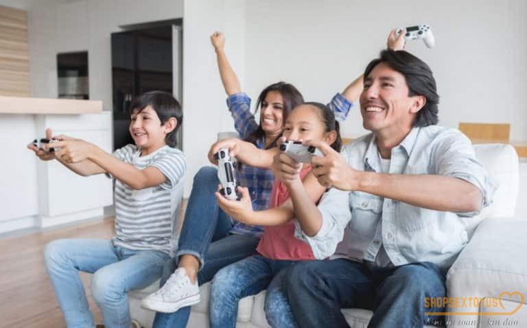 Tăng cường năng lượng trong những cuộc vui chơi