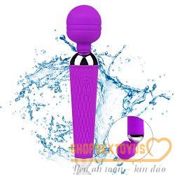 chày rung tình dục AV dụng cụ tình yêu nữ - CR246 | Dụng cụ kích thích điểm G dạng máy rung âm đạo