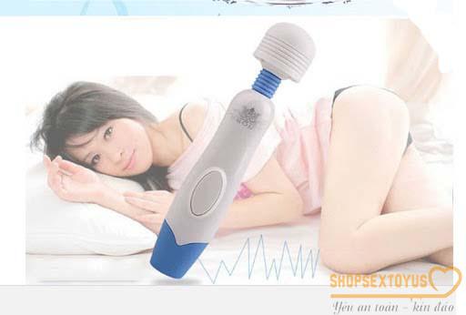 Chày rung tình dục massage mini Louge – CR 253 | Máy massage tình ái, sextoys đồ chơi yêu