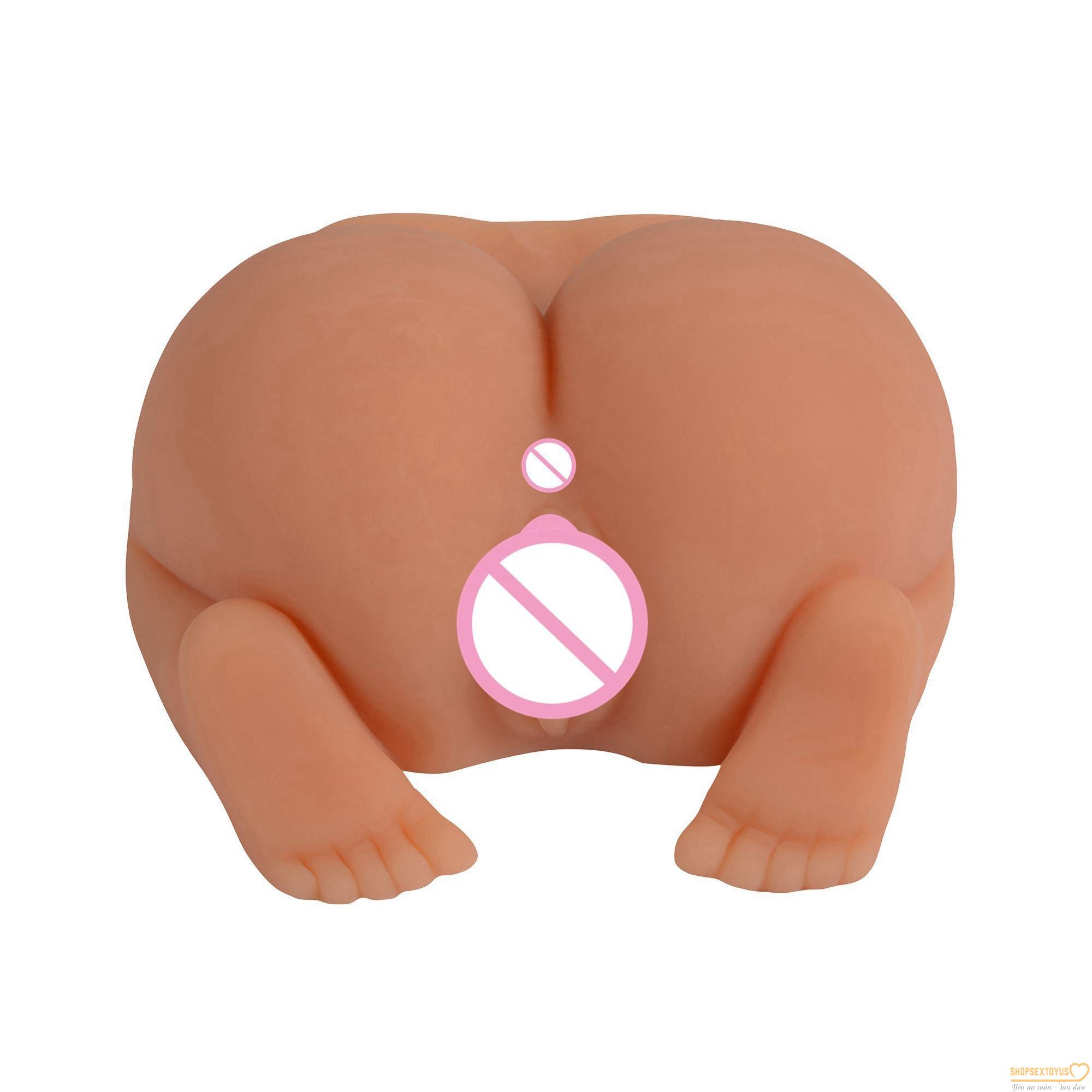 Mông giả có chân âm đạo giả silicone Evo Mona Ass – MG 259  Âm đạo giả cho nam như thật làm bằng silicone
