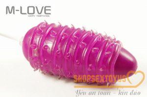 đồ chơi tình dục nữ | Đồ chơi Trứng rung tình yêu cao cấp gân mềm mại Yeain Sakura Love Egg có thể sử dụng trên những điểm nhạy cảm như âm đạo, vú, tai, cổ, bụng, khả năng